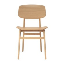 NORR 11 - NORR 11 NY11 Dining Chair Gestell Eiche