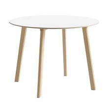 HAY - Copenhague Deux CPH220 Dining Table Ø98cm