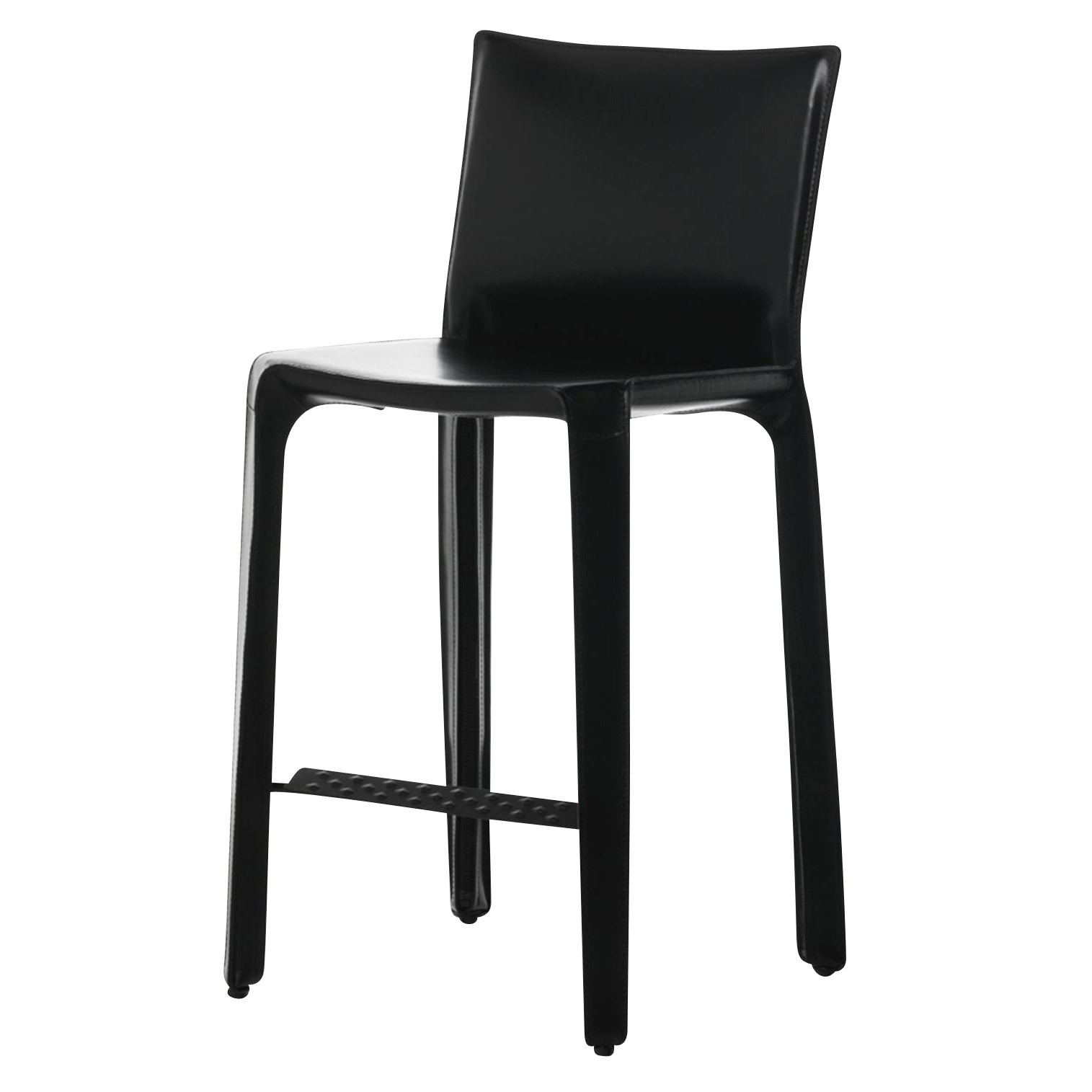 Sensational Cassina Cab Mario Bellini Barstool Ocoug Best Dining Table And Chair Ideas Images Ocougorg
