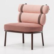 Kettal - Roll Outdoor Club Chair 64x78x64cm