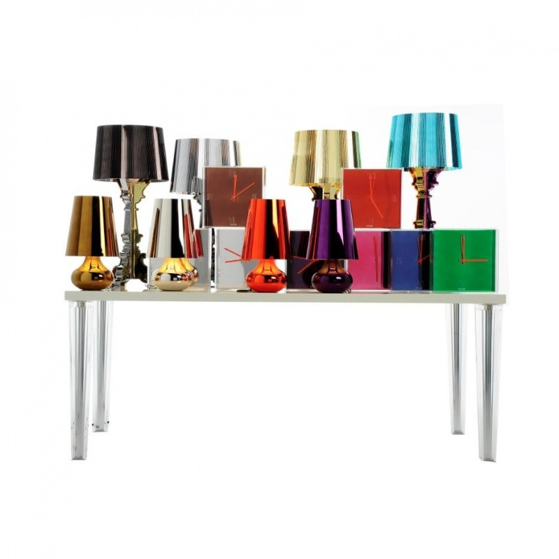 bourgie lampe de table kartell. Black Bedroom Furniture Sets. Home Design Ideas