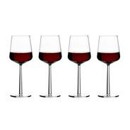 iittala - 4+4 actie roode wijnglas set van 4 + 1 set gratis