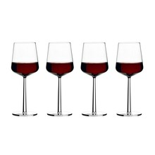 iittala - 4+4 Promotion Essence Red Wine Glass Set + 1 Set for free