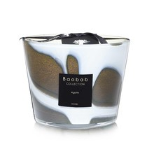 Baobab Collection - Stones Agate Scented Candle