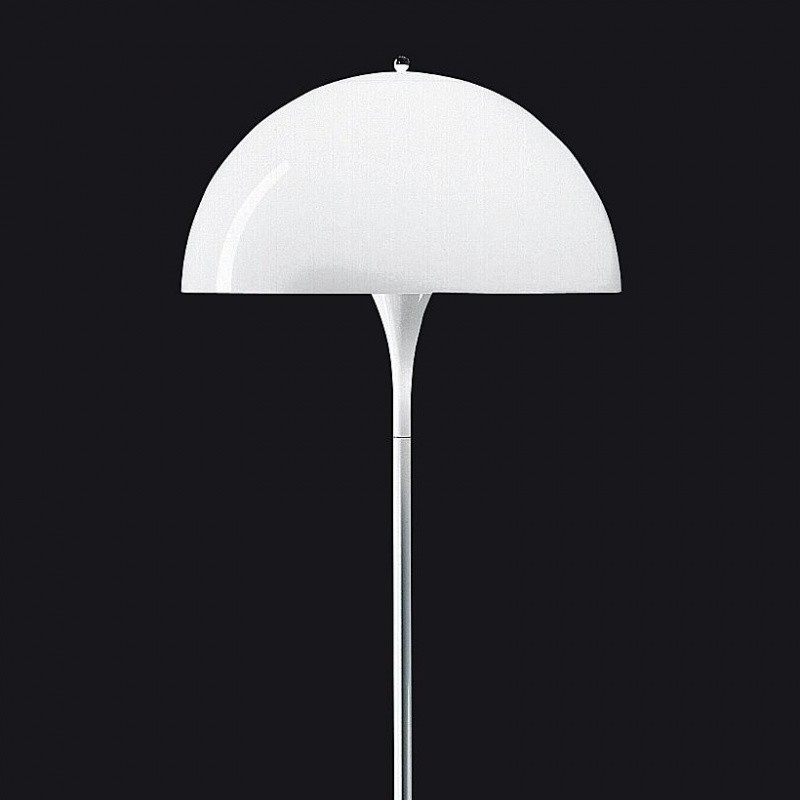 panthella floor lamp louis poulsen. Black Bedroom Furniture Sets. Home Design Ideas