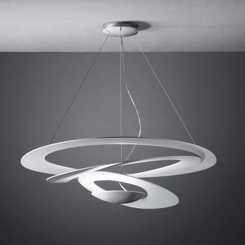 Artemide - Pirce Pendelleuchte - weiß/matt