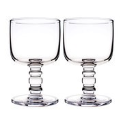 Marimekko - Sukat Makkaralla Wine Glasses Set of 2