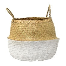 Bloomingville - Basket Seagrass Ø 50cm