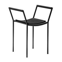 Zeus - Savonarola Stool With Armrests