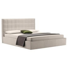 Zanotta - Overbox Doppelbett mit Bettkasten