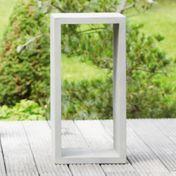 Jan Kurtz - Boxx M Regal/Beistelltisch - betongrau/LxBxH 67.7x33.3x33.3cm