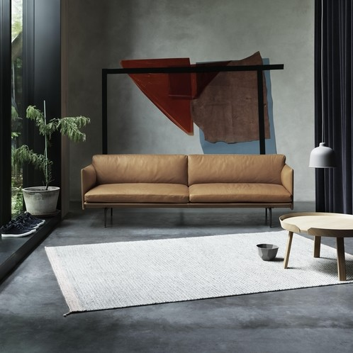Muuto - Outline Sofa 3 Sitzer