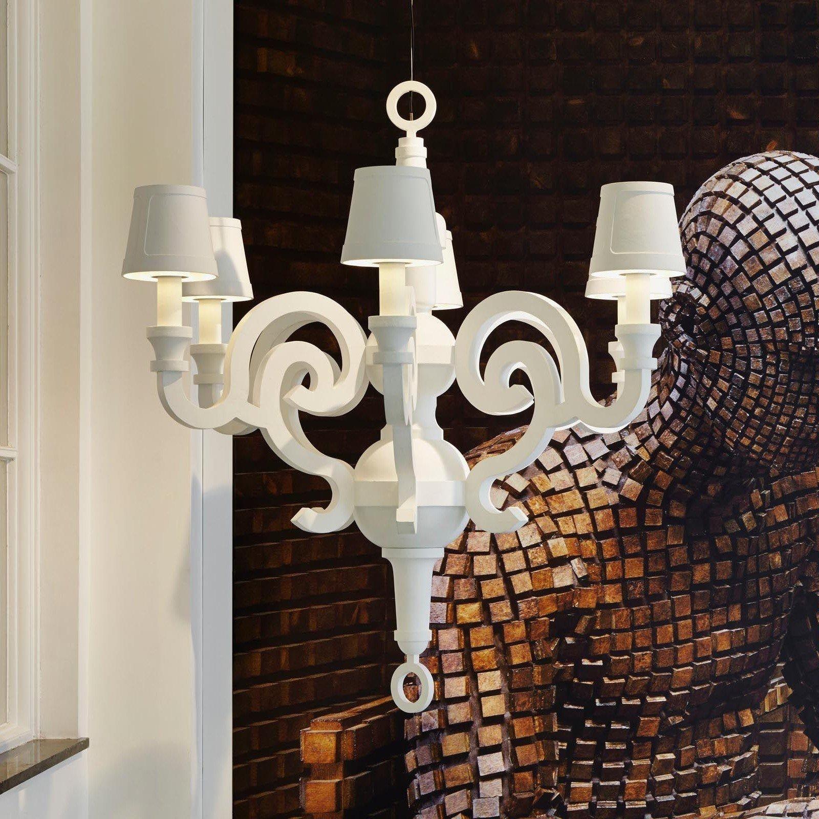 Paper chandelier xl lmpara de suspensin moooi ambientedirect moooi paper chandelier xl lmpara de suspensin aloadofball Choice Image