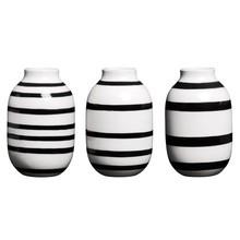 Kähler - Omaggio Vase 3er Set