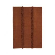 Nanimarquina - Mía Brick Wollteppich 170x240cm