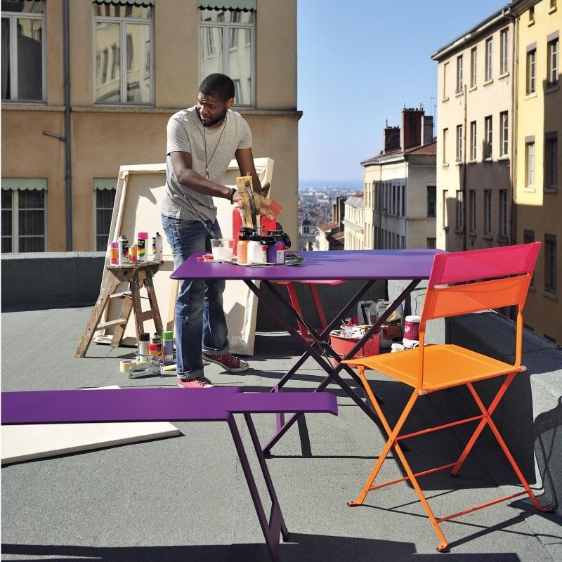 latitude chaise pliante fermob. Black Bedroom Furniture Sets. Home Design Ideas