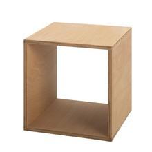 Tojo - Tojo Cube - Table de chevet 35x35 cm