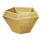 Tom Dixon - Cell Teelichthalter - messing/12x7cm