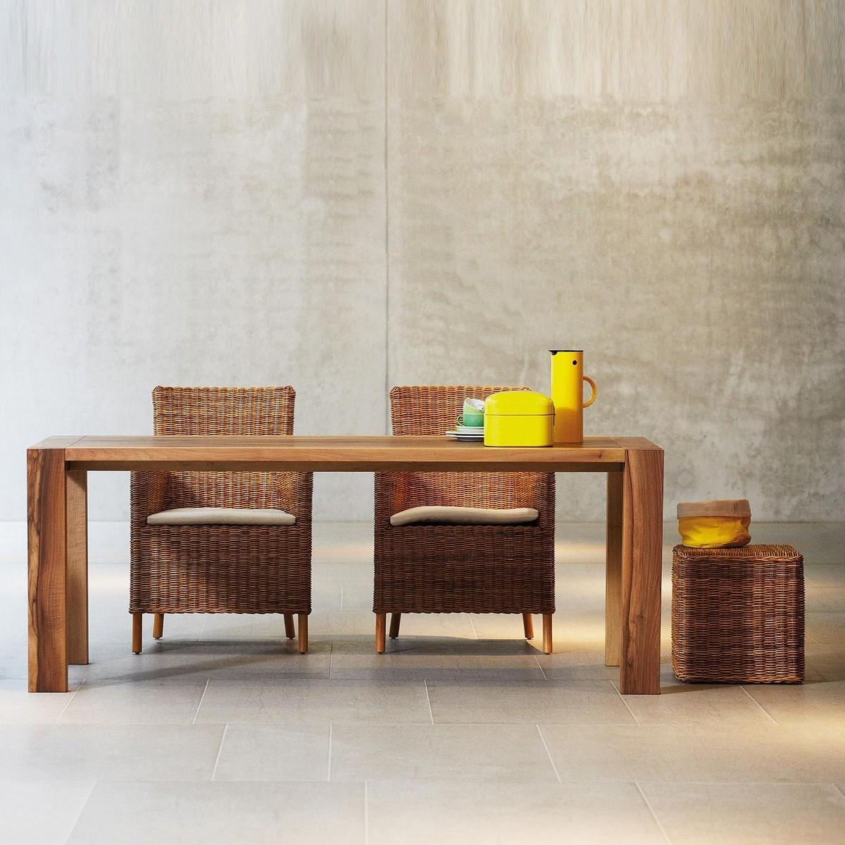 yoba naturrattan hocker jan kurtz. Black Bedroom Furniture Sets. Home Design Ideas