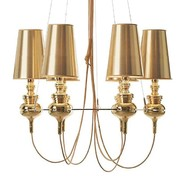 Metalarte - Josephine Queen 6 Chandelier