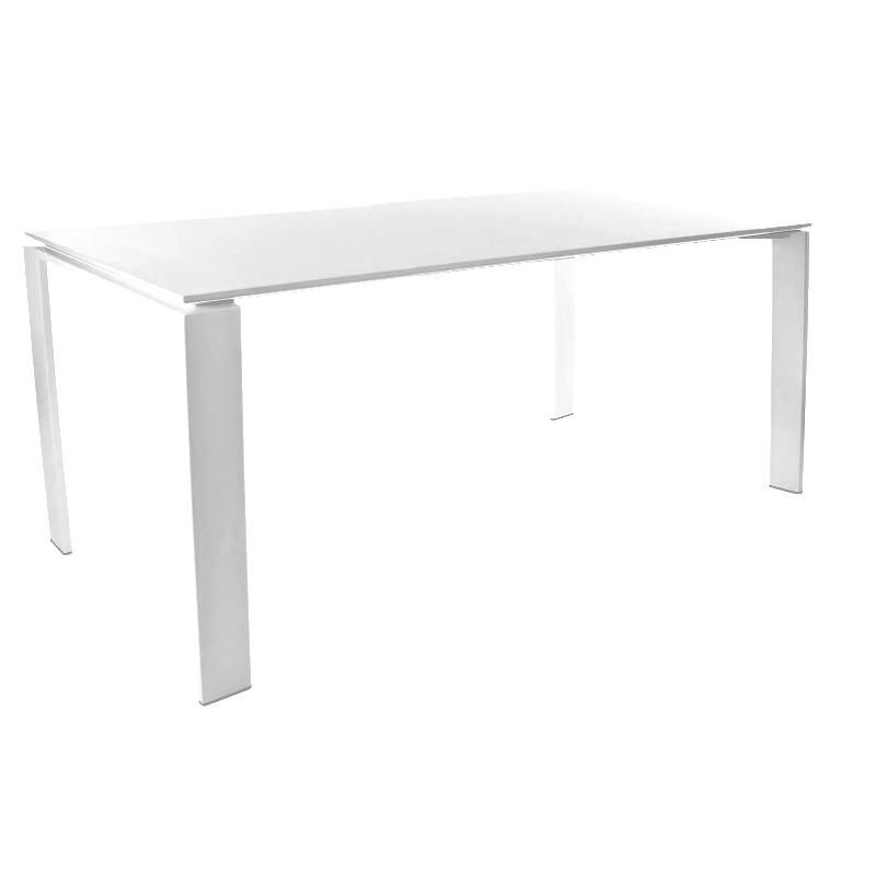 Four table 190x79x72cm kartell for Table exterieur kartell