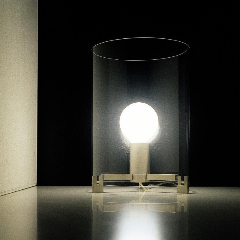 prandina cpl t1 lampe de table ambientedirect. Black Bedroom Furniture Sets. Home Design Ideas