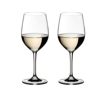 Riedel - Vinum Viognier Weinglas 2er Set - transparent/H 19,8cm, 350ccm