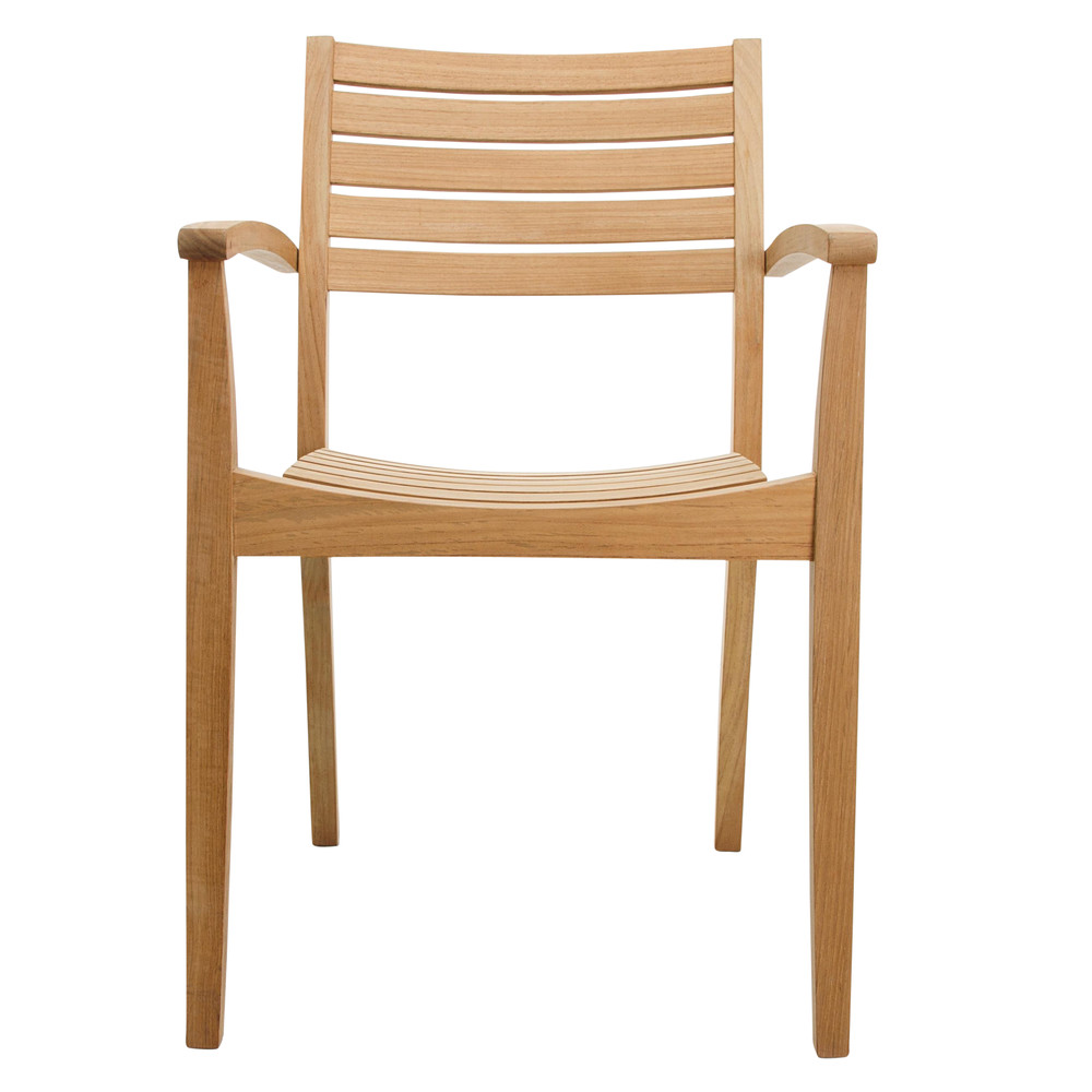 Ballare silla de jard n con reposabrazos skagerak for Sillas de salon con reposabrazos