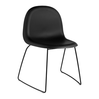 Gubi - 3D Dining Chair Recycled Edition stapelbar