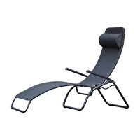 Jan Kurtz - Limited Edition Fiam Samba Lounger