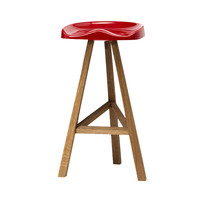 Established & Sons - Heidi 80 Bar Stool