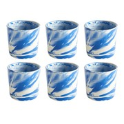 HAY - Marbled Tasse 6er Set