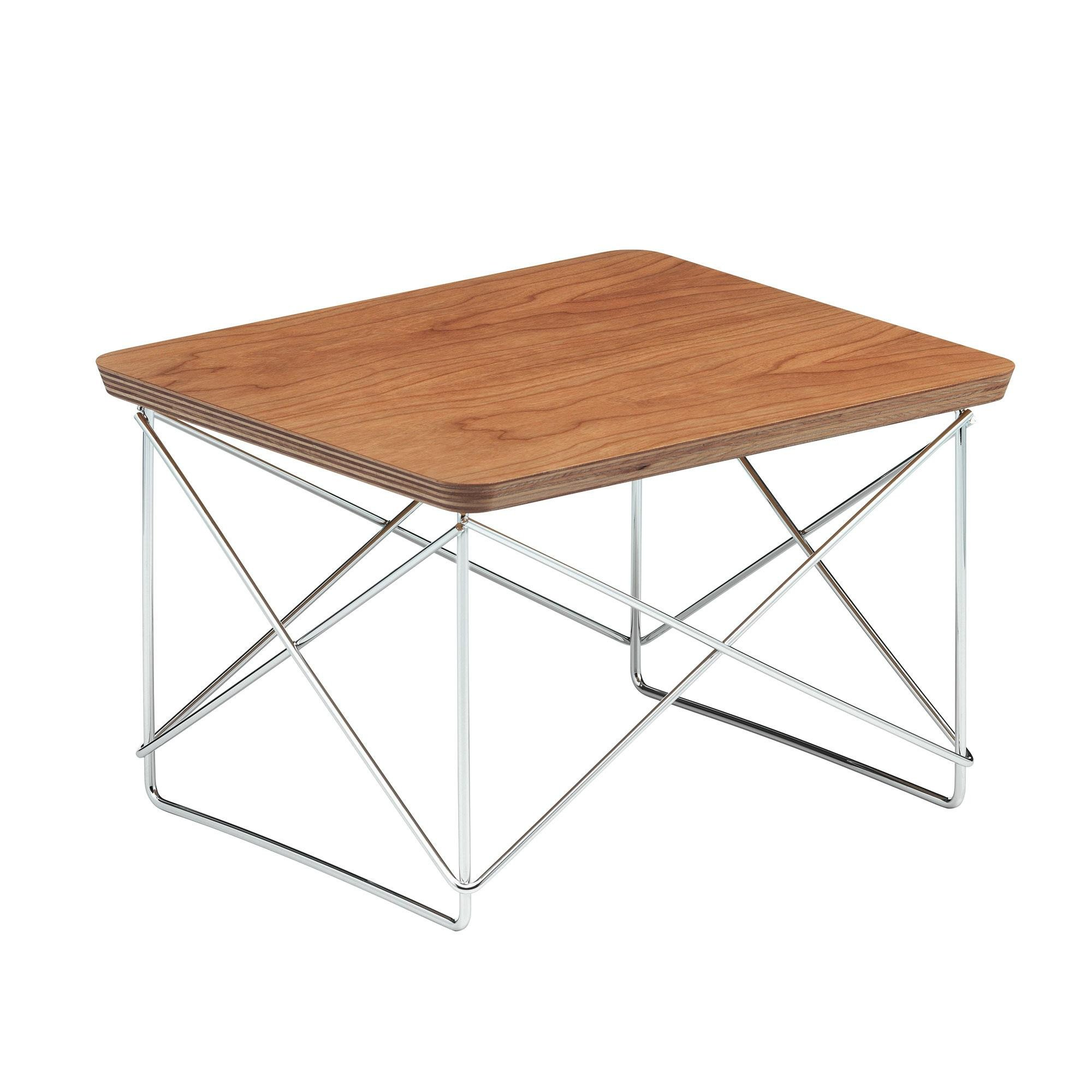 Vitra Occasional Table LTR Side Table AmbienteDirect - Natural cherry side table