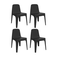 Vondom - Solid Chair 4 Piece Set
