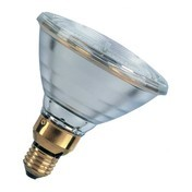 QualityLight - HALO PAR38 Spot 120W coolbeam - transparent/Glas/Energieeffizienzklasse f/Gewichteter Energieverbrauch 120 kW/1000 h